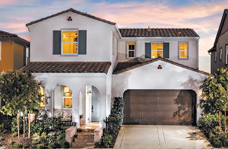 Chaparral Model Home Gallery