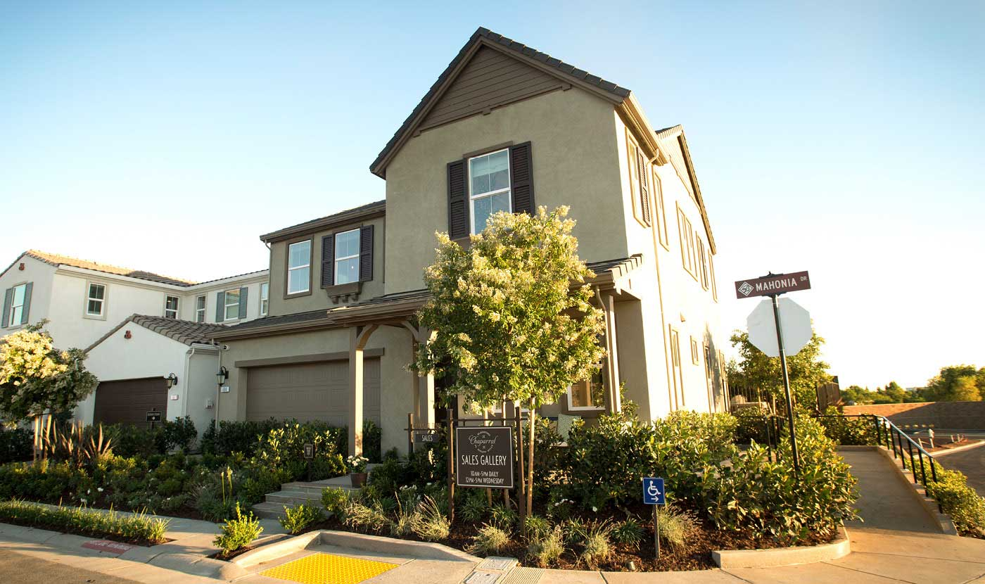 Chaparral At Blackstone The New Home Company