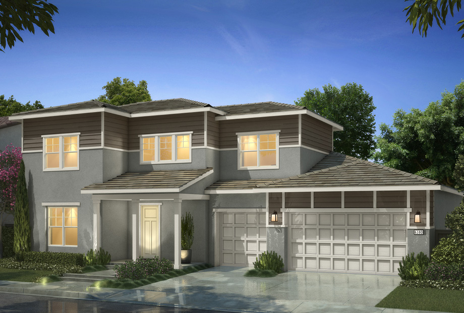 Canyon View Floorplan Elevation