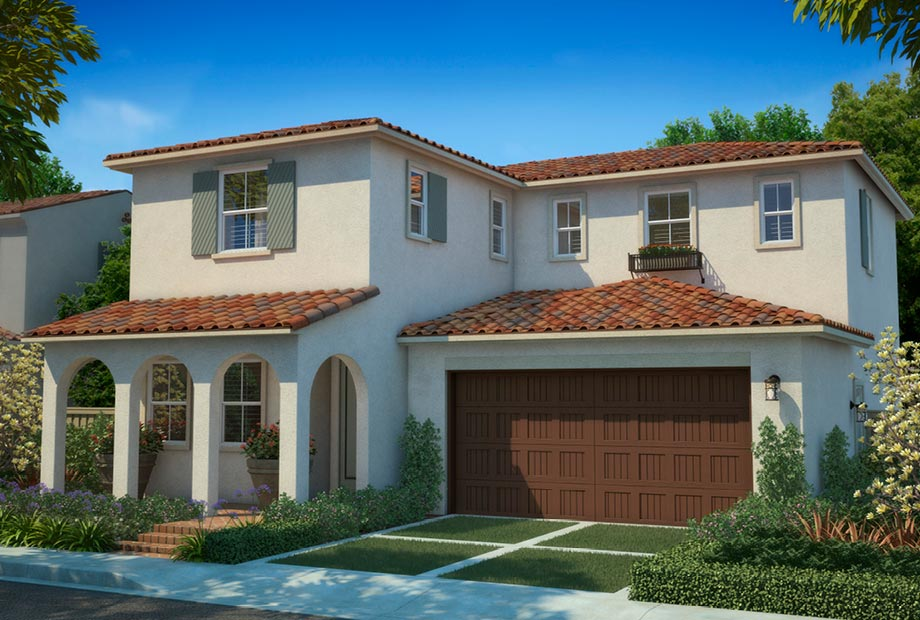 Chaparral Floorplan Elevations