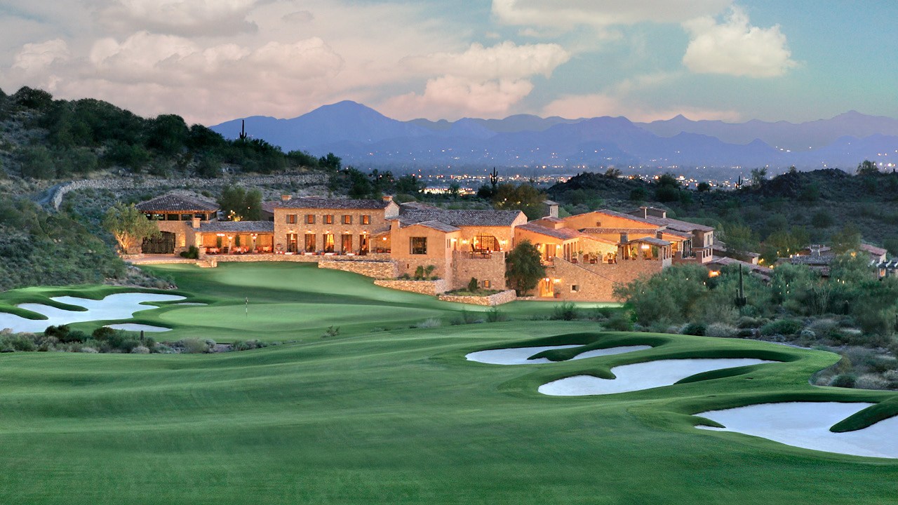 The Silverleaf Club Exterior