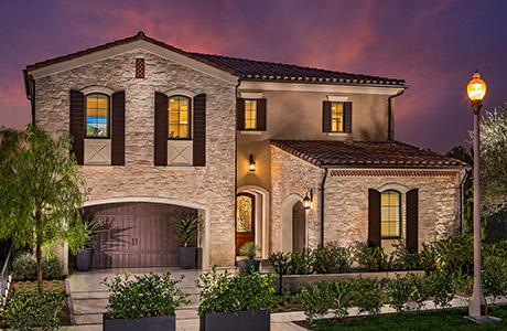 Lucca Model Home Gallery