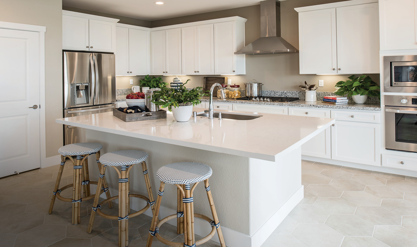 Plan 1 - Tidewater kitchen
