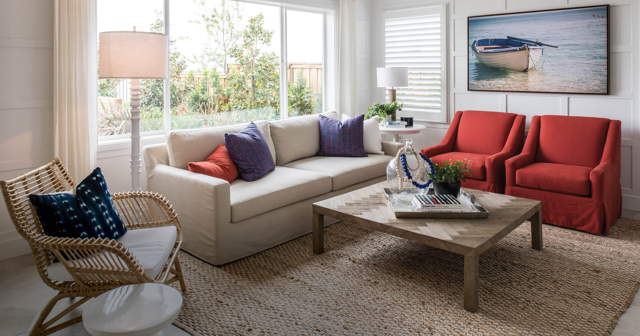 tidewater living room