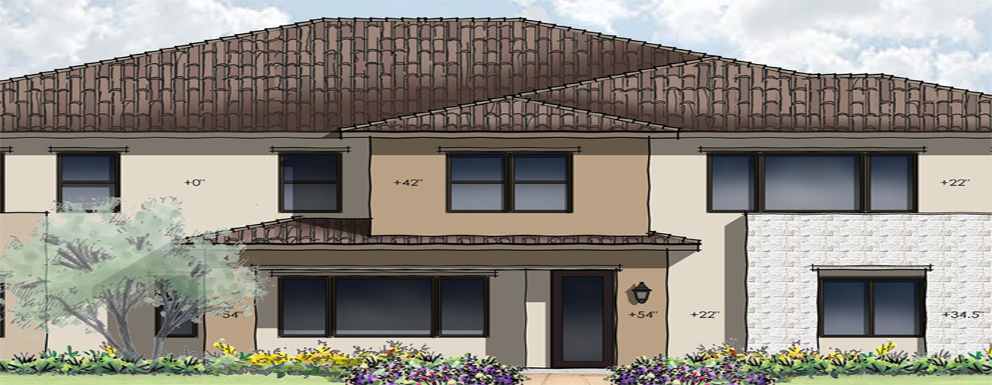 Mosaic, planned to open in spring 2020, will be NEW HOME's second community in Gilbert, joining Belmont, which opened last summer.