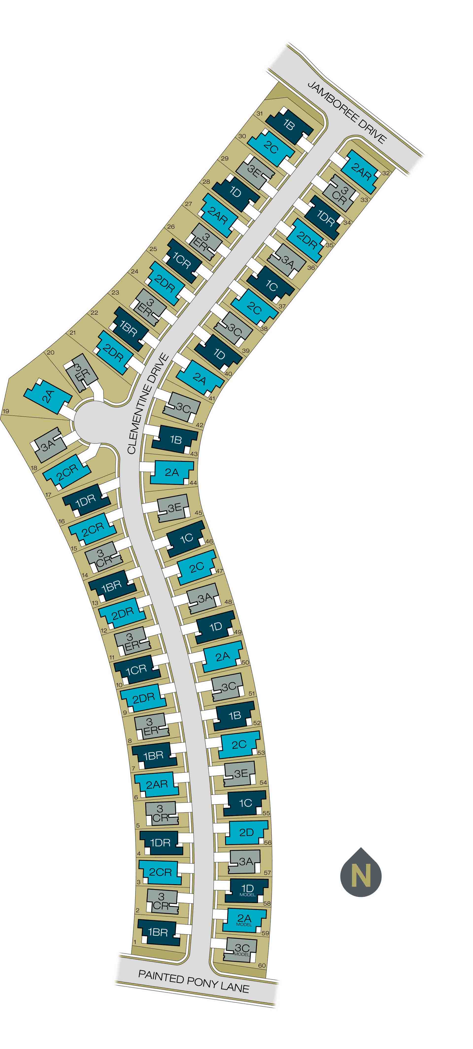 Park View Site Plan