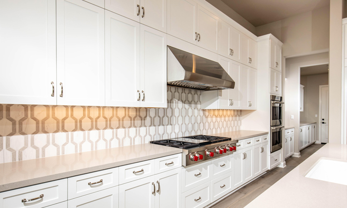 Marywood Hills' Homesite 5 Kitchen