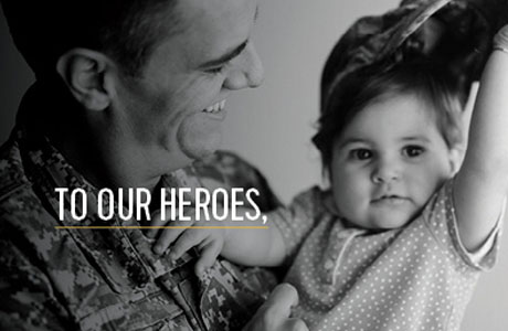 homes for our heroes image